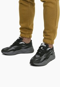 Puma - RS-X - Baskets basses - puma black-castlerock - 1
