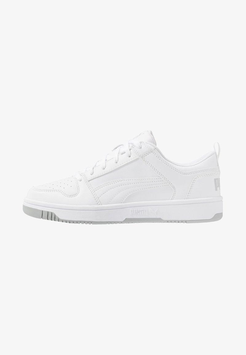 Puma - REBOUND LAYUP  - Baskets basses - white