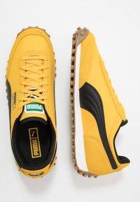 Puma - FAST RIDER - Baskets basses - spectra yellow/whisper white - 1