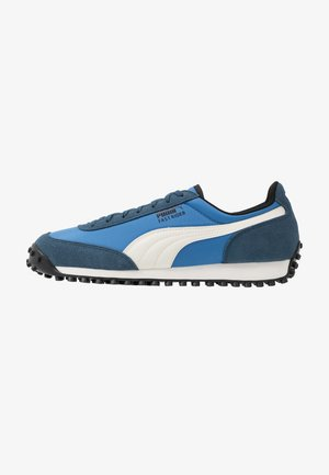 FAST RIDER - Sneakers laag - palace blue/dark denim