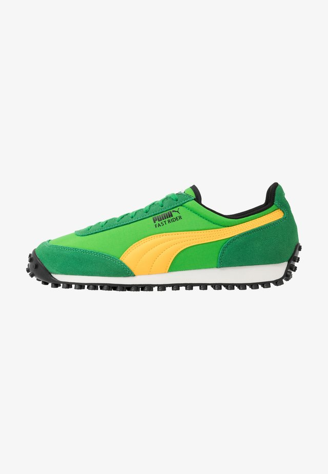 FAST RIDER - Trainers - green/classic green