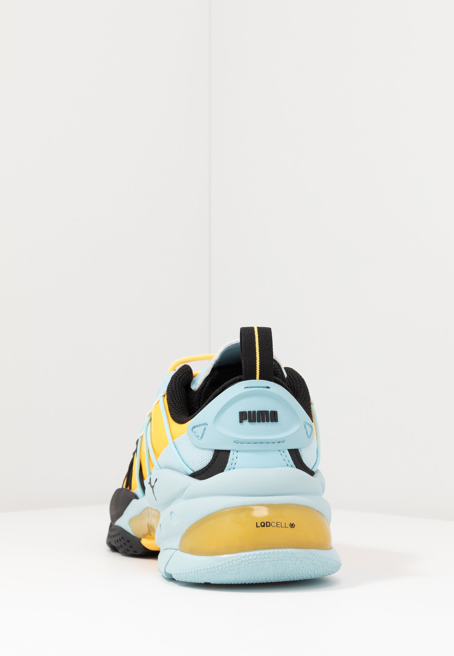 Puma Trainers - Black/ultra Yellow