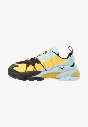 Baskets basses - black/ultra yellow
