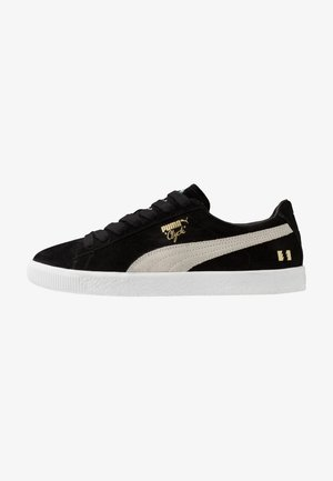 CLYDE THE HUNDREDS - Sneakers laag - black/white