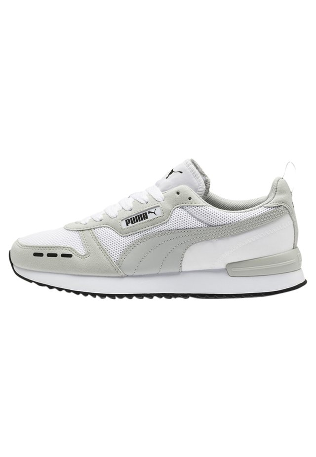 R78 UNISEX - Baskets basses - white-gray violet