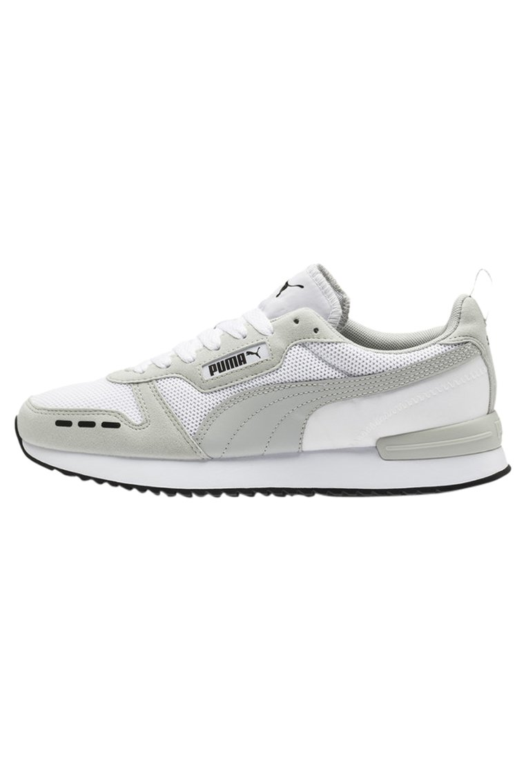 Puma - R78 UNISEX - Sneakers laag - white-gray violet