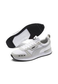 Puma - R78 UNISEX - Sneakers laag - white-gray violet - 2