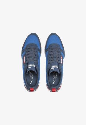 Trainers - palace blue-dark denim-white
