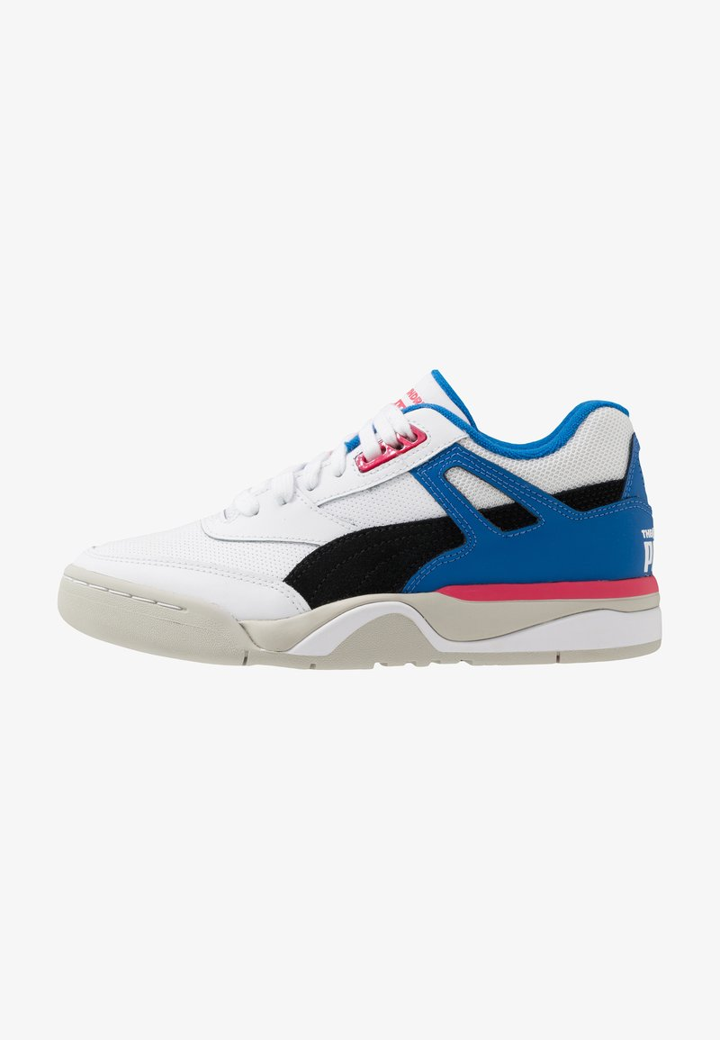 Puma - PALACE GUARD THE HUNDREDS - Sneakersy niskie - white/black