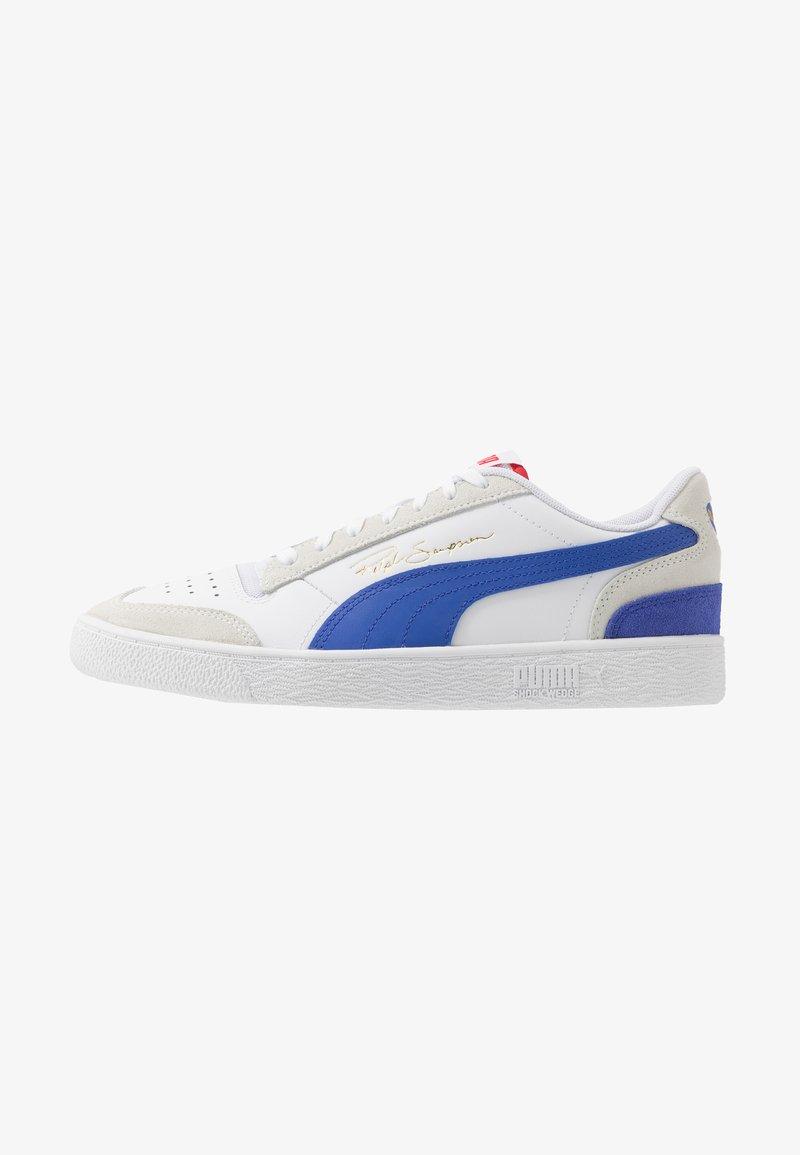 Puma - RALPH SAMPSON - Baskets basses - white/dazzling blue/high risk red