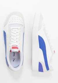 Puma - RALPH SAMPSON - Baskets basses - white/dazzling blue/high risk red - 1