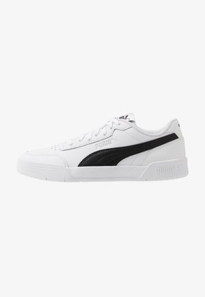 CARACAL - Sneakersy niskie - white/black