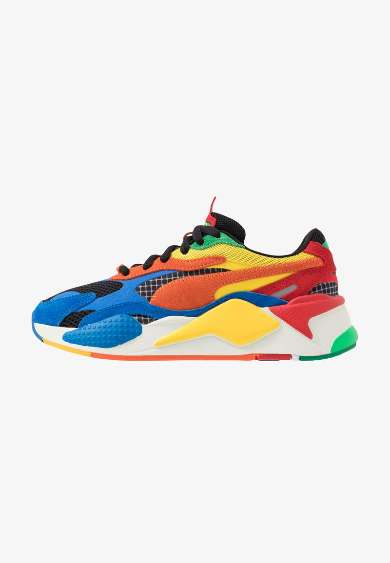 Puma - RSX-3 RUBIKS - Sneakers laag - multicolor