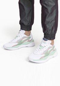 Puma - Baskets basses - white-high rise - 0