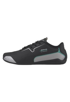 DRIFT CAT 8 RUNNING SHOES MALE - Sneakers basse - black-silver