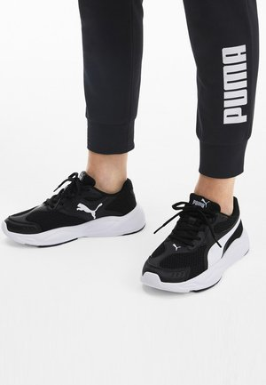 PUMA '90S RUNNER TRAINERS UNISEX - Sneakers - black