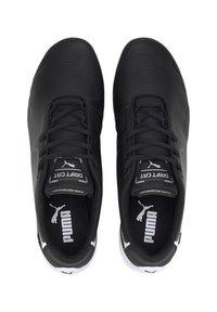 Puma - FERRARI DRIFT CAT - Sneakers basse - black/white - 2
