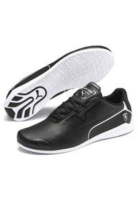 Puma - FERRARI DRIFT CAT - Sneakers basse - black/white - 3