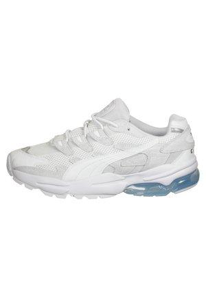 SCHUHE CELL ALIEN ANIMAL KINGDOM - Sneaker low - white-silver