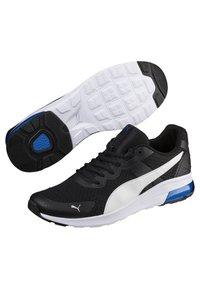 Puma - Trainers - p.black-p. white-strong blue - 3