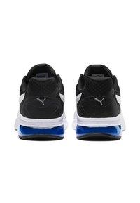 Puma - Trainers - p.black-p. white-strong blue - 2