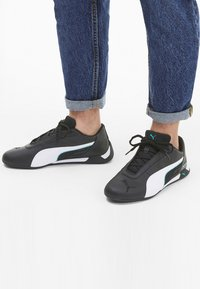 Puma - R-CAT TRAINERS MAND - Sneakers basse - black-white - 0