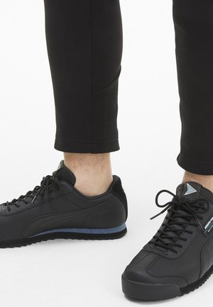 Trainers - p blk-spectra grn-lumin pur