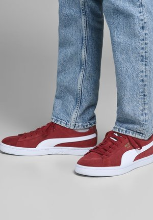 COURT STAR FS - Sneakers - pomegranate
