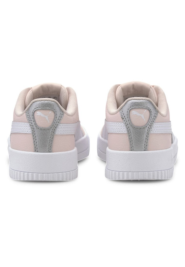 CARINA L - Sneakers laag - rosewater/white