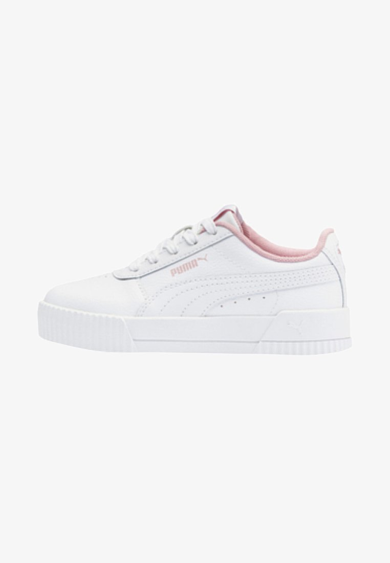 Puma - CARINA L KIDS - Sneaker low - white