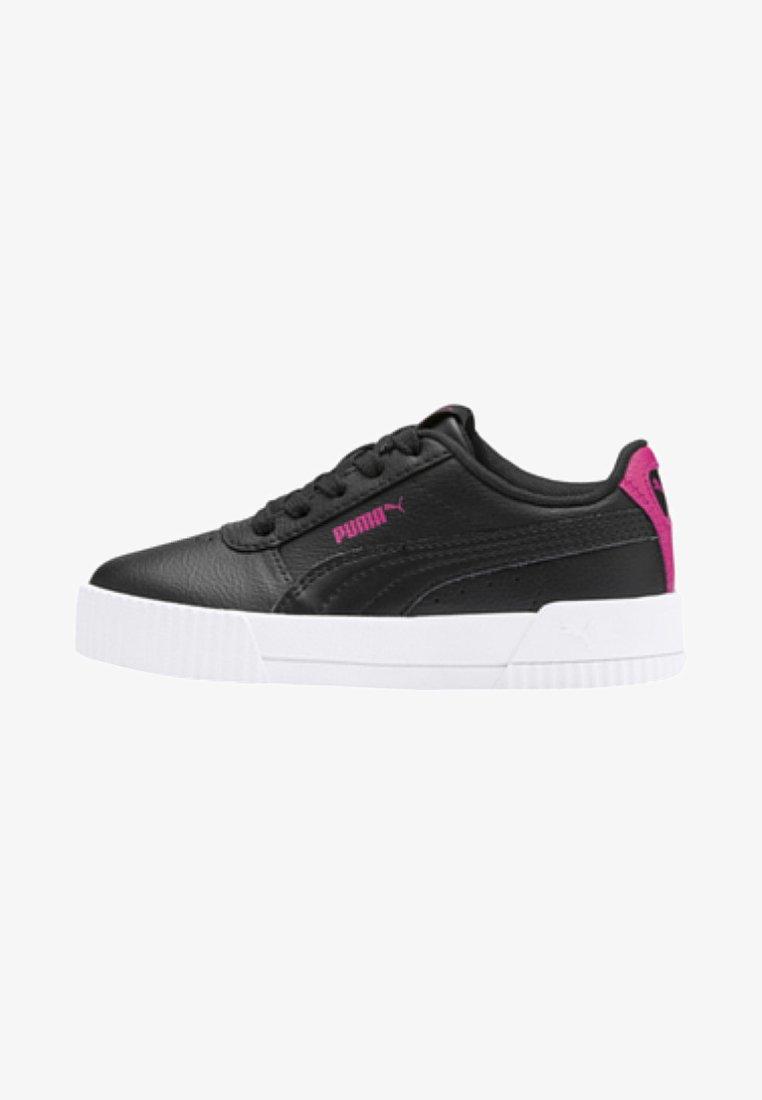 Puma - CARINA L KIDS - Sneaker low -  black