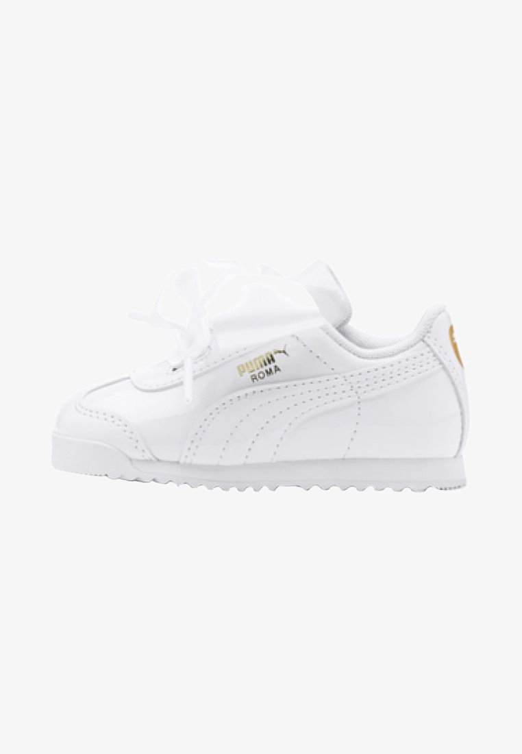 Puma - ROMA HEART  - Sneaker low - white