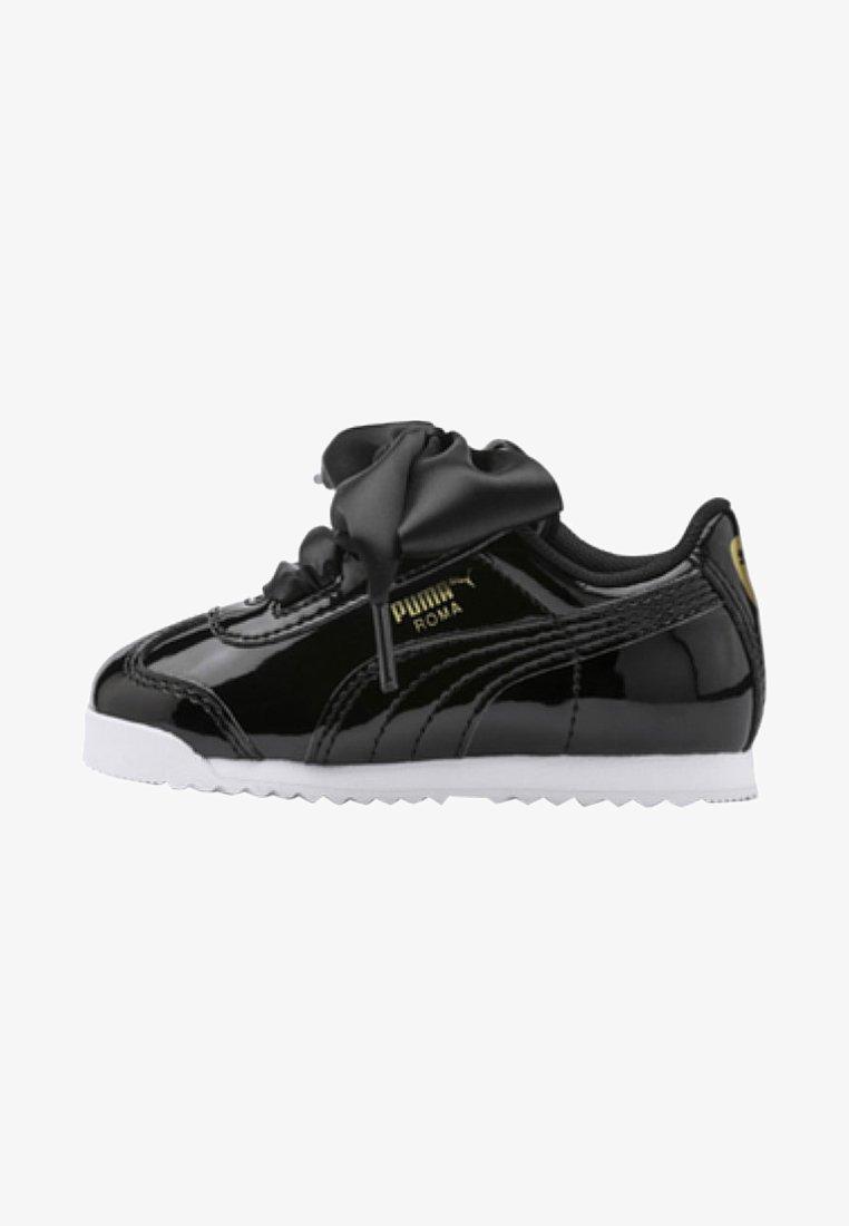 Puma - ROMA HEART  - Sneakers laag - black