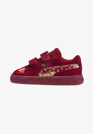 SESAME STREET - Touch-strap shoes - red