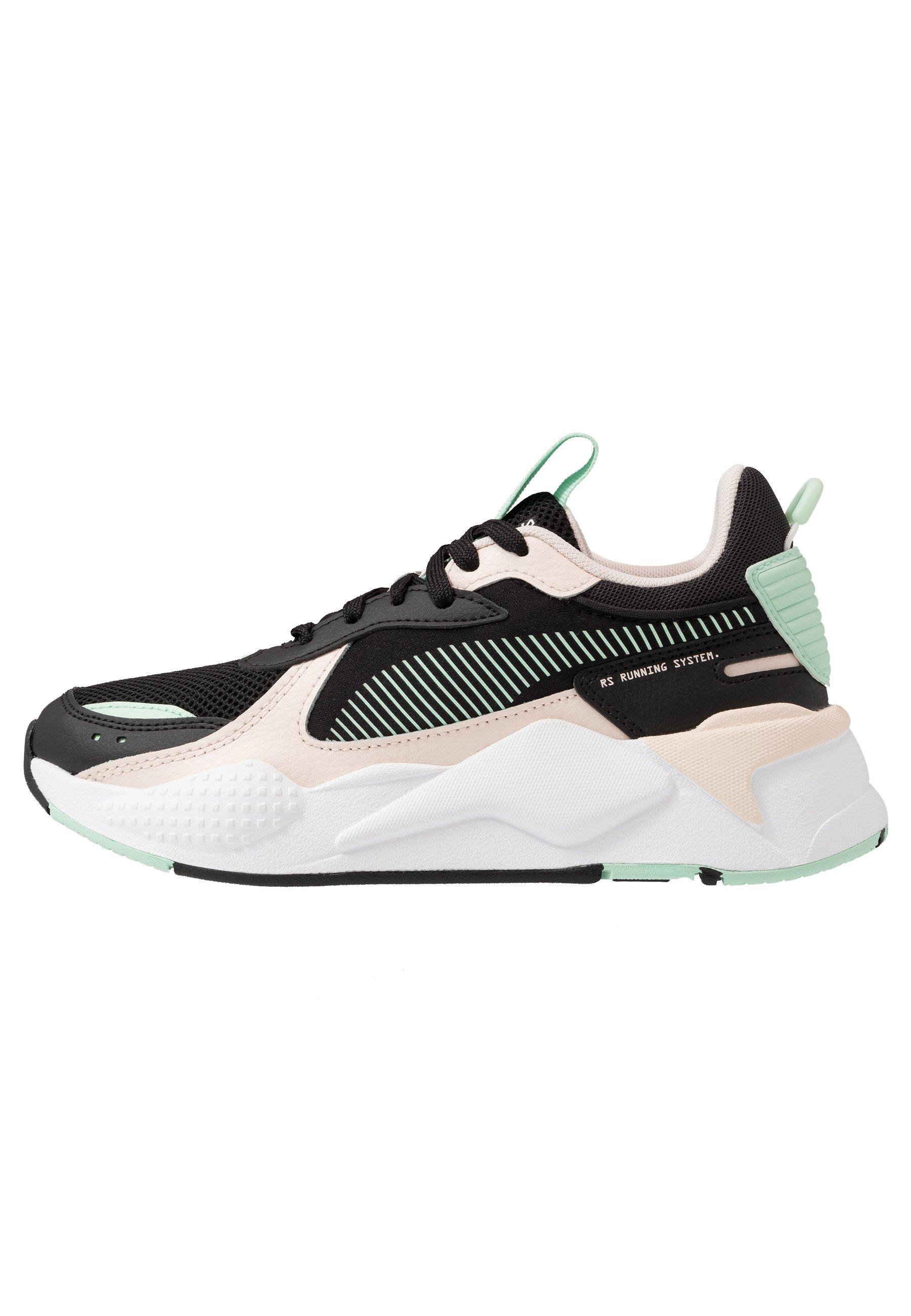RS-X JOY - Sneakers laag - black/rosewater