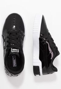 Puma - CALI - Baskets basses - black - 1