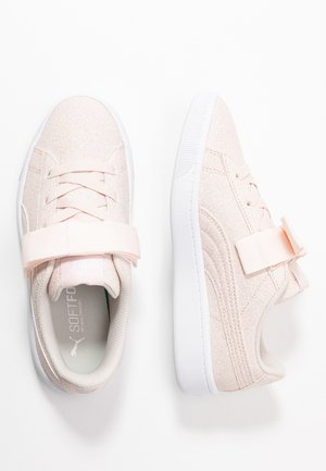 VIKKY RIBBON - Sneakers - rosewater/silver/white