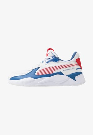 RS-X JOY  - Sneakers - white/high risk red