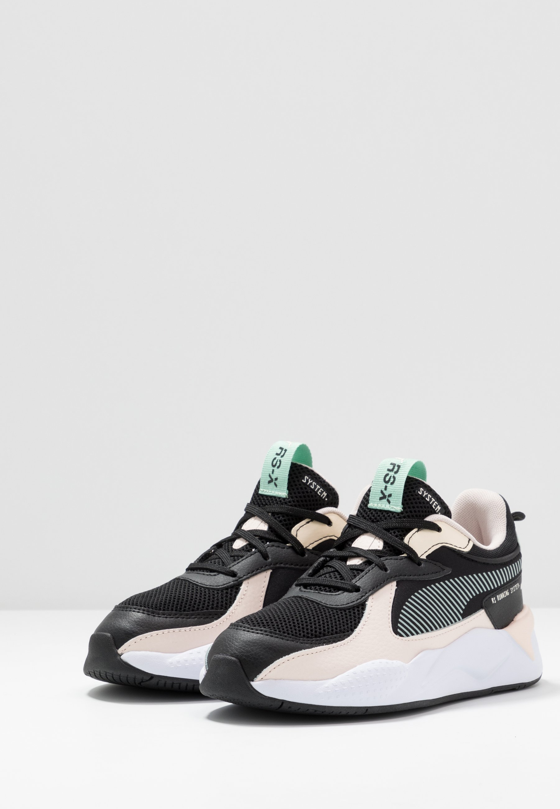 RS-X JOY - Sneakers laag - black/rosewater