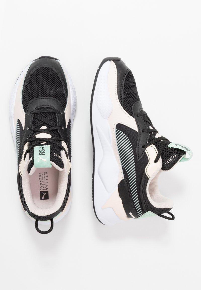Puma - RS-X JOY  - Sneakersy niskie - black/rosewater