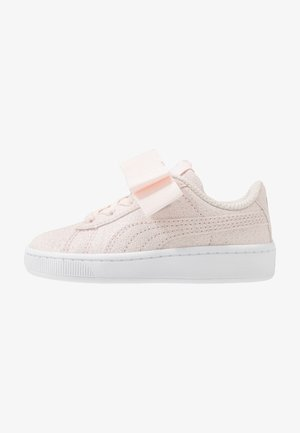 VIKKY RIBBON - Sneakers - rosewater/silver/white