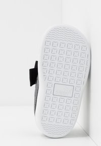 Puma - VIKKY RIBBON - Baskets basses - black/silver/white - 5