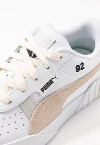 Puma - CALI X SELENA GOMEZ - Baskets basses - white/silver gray - 2