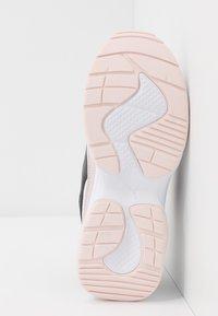 Puma - CILIA CHEETAH - Sneaker low - white/black/rosewater - 4