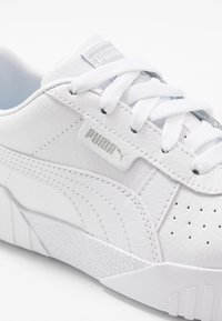 Puma - CALI - Zapatillas - white/high rise - 2