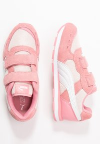 Puma - VISTA - Baskets basses - rosewater/peony/white - 1