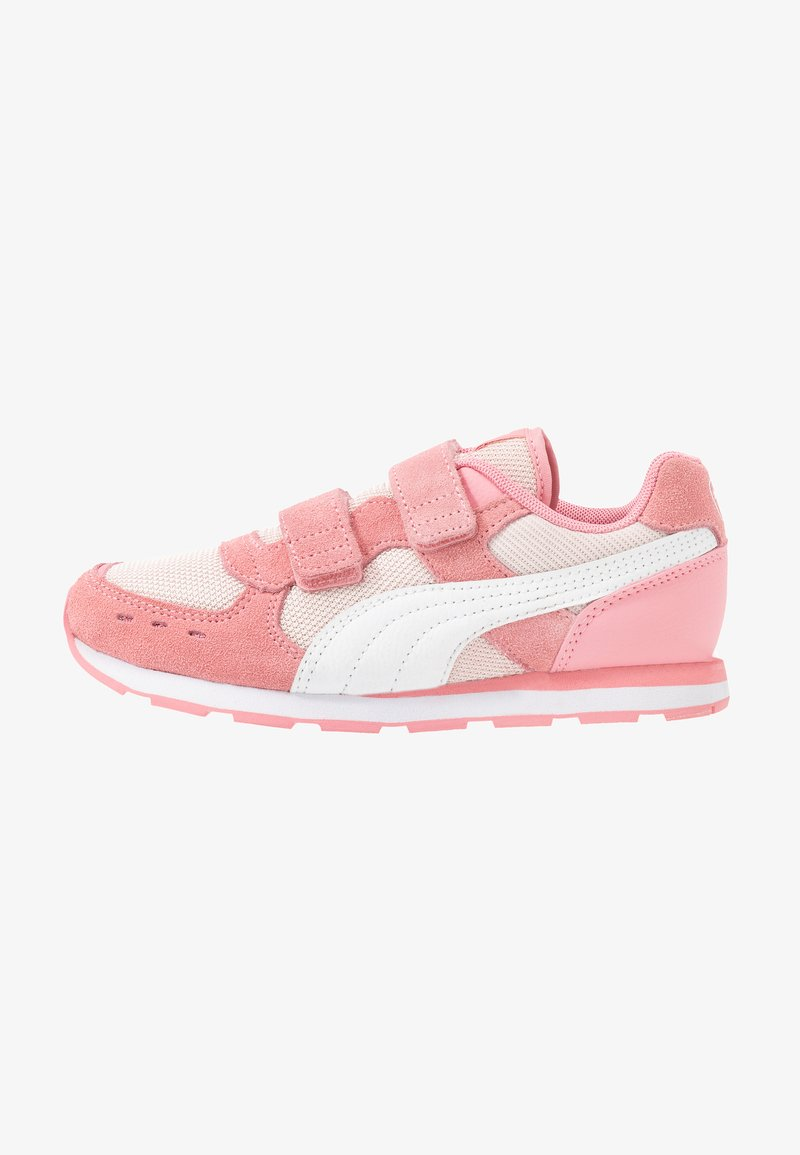 Puma - VISTA - Baskets basses - rosewater/peony/white