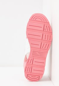 Puma - VISTA - Baskets basses - rosewater/peony/white - 4