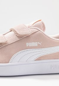Puma - SMASH - Zapatillas - rosewater/white - 2