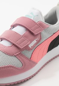 Puma - PUMA R78 - Sneakers - gray violet/salmon rose/foxglove - 2